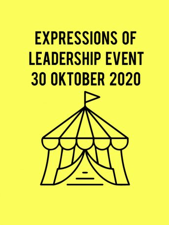 Tickets expressions of leadership event